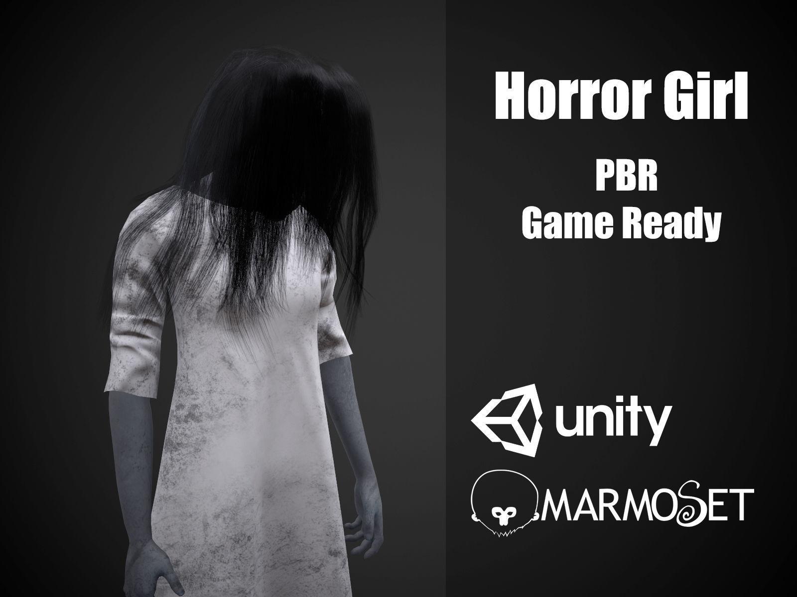 Horror Girl