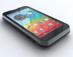 Motorola Photon Q 4G LTE 3D Model