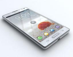LG Optimus L9 P760 3D Model