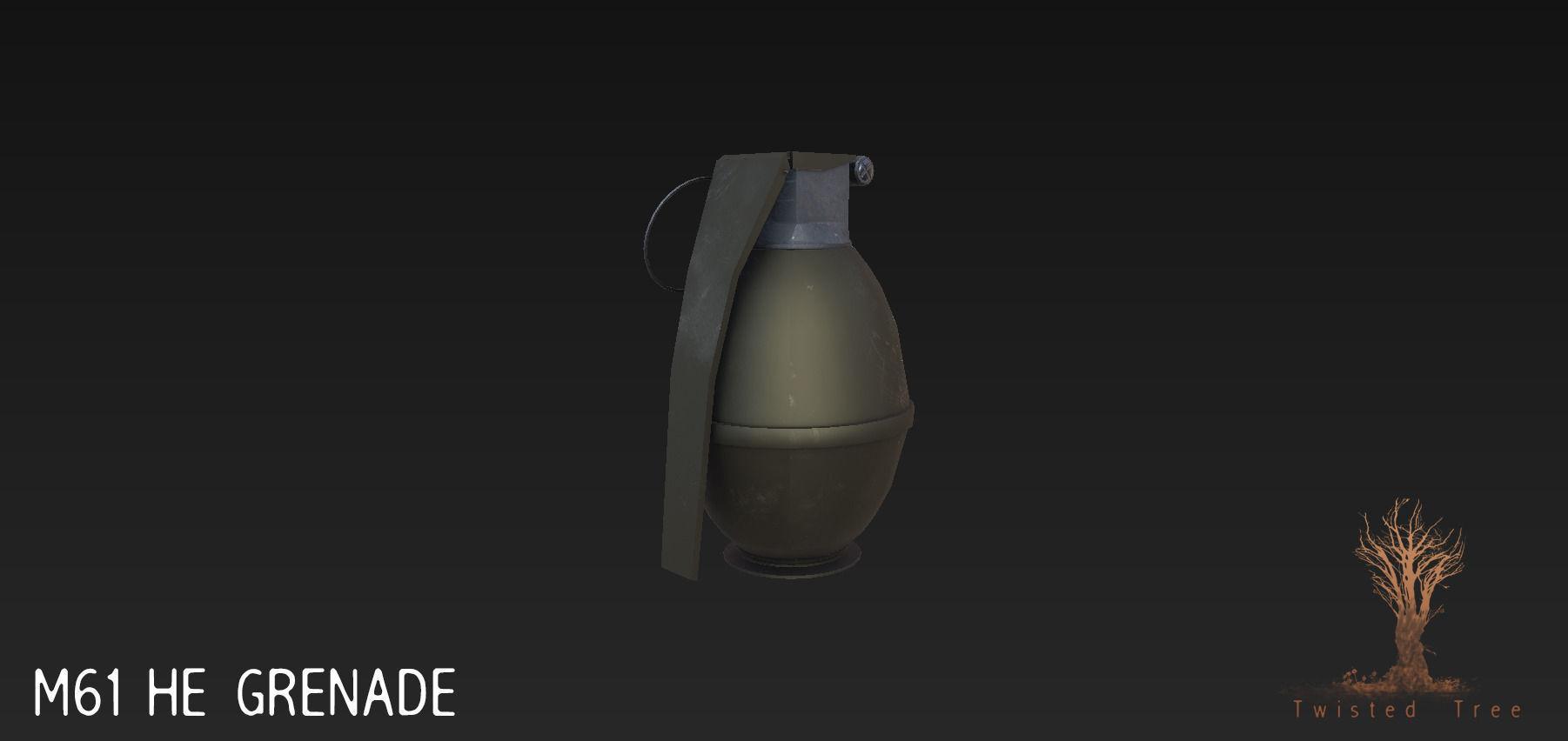 m61 grenade - photo #38