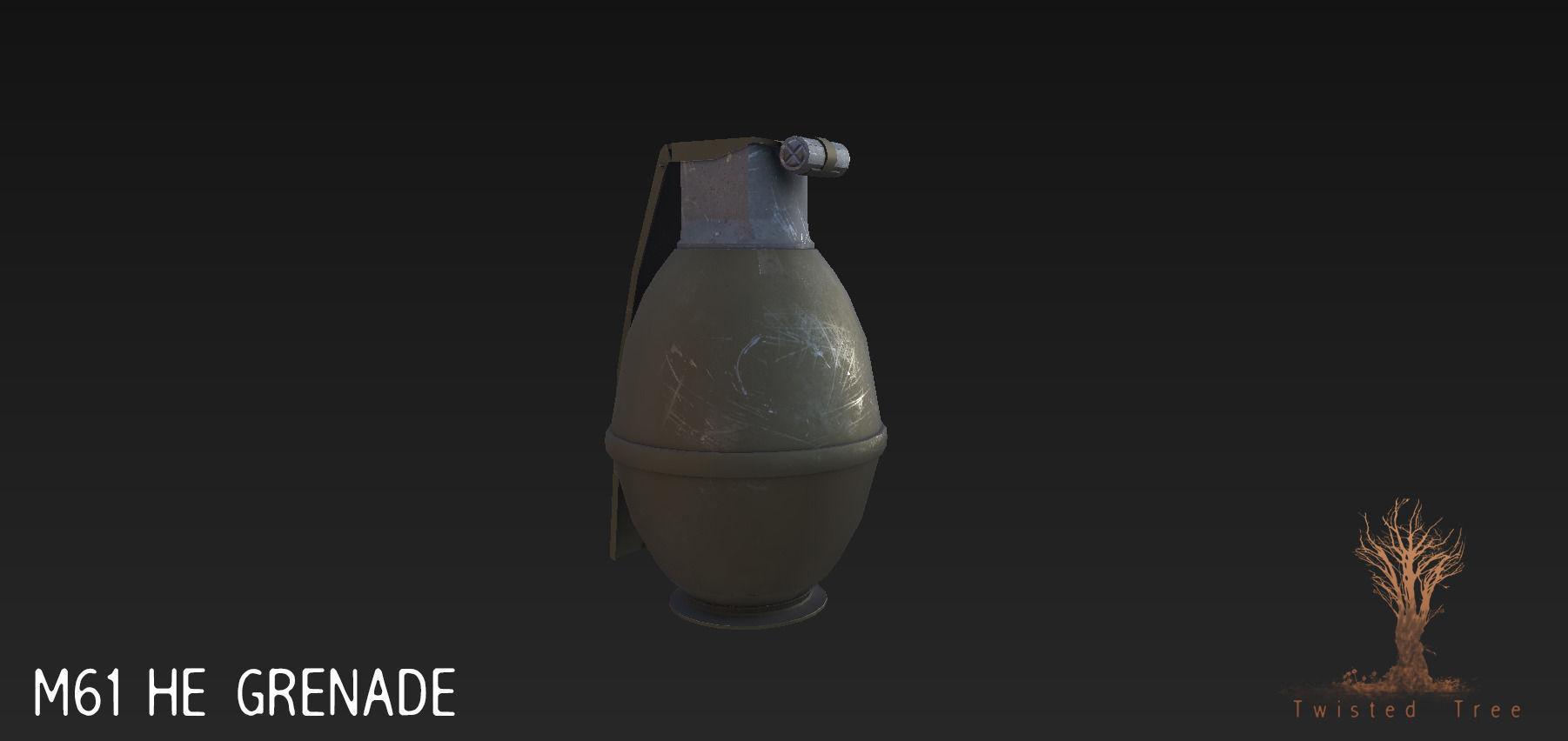 m61 grenade - photo #45
