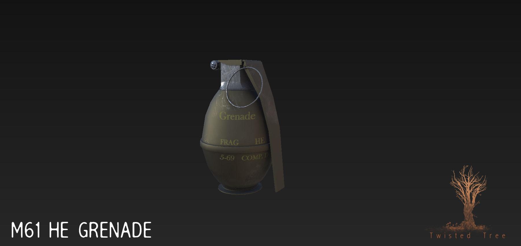 m61 grenade - photo #25
