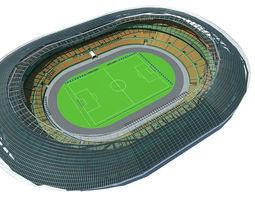 soccer-field Stadium 3D model