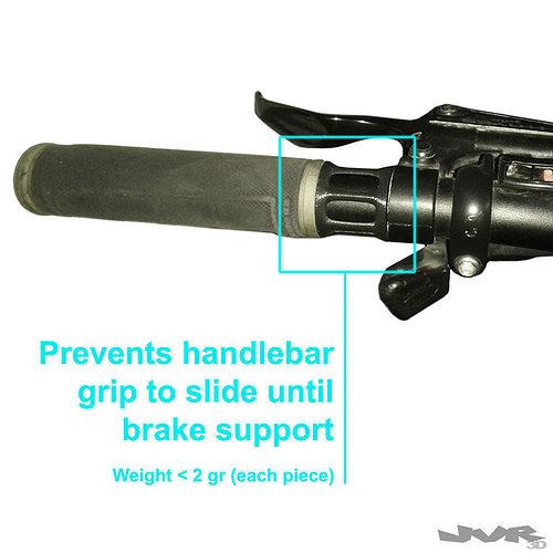 bicycle handlebar grip lock 3d model max obj 3ds fbx stl pdf 1