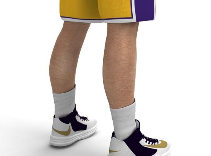 Rigged Basketball Players - NBA Pack 3D Model rigged .max .ma .mb - CGTrader.com
