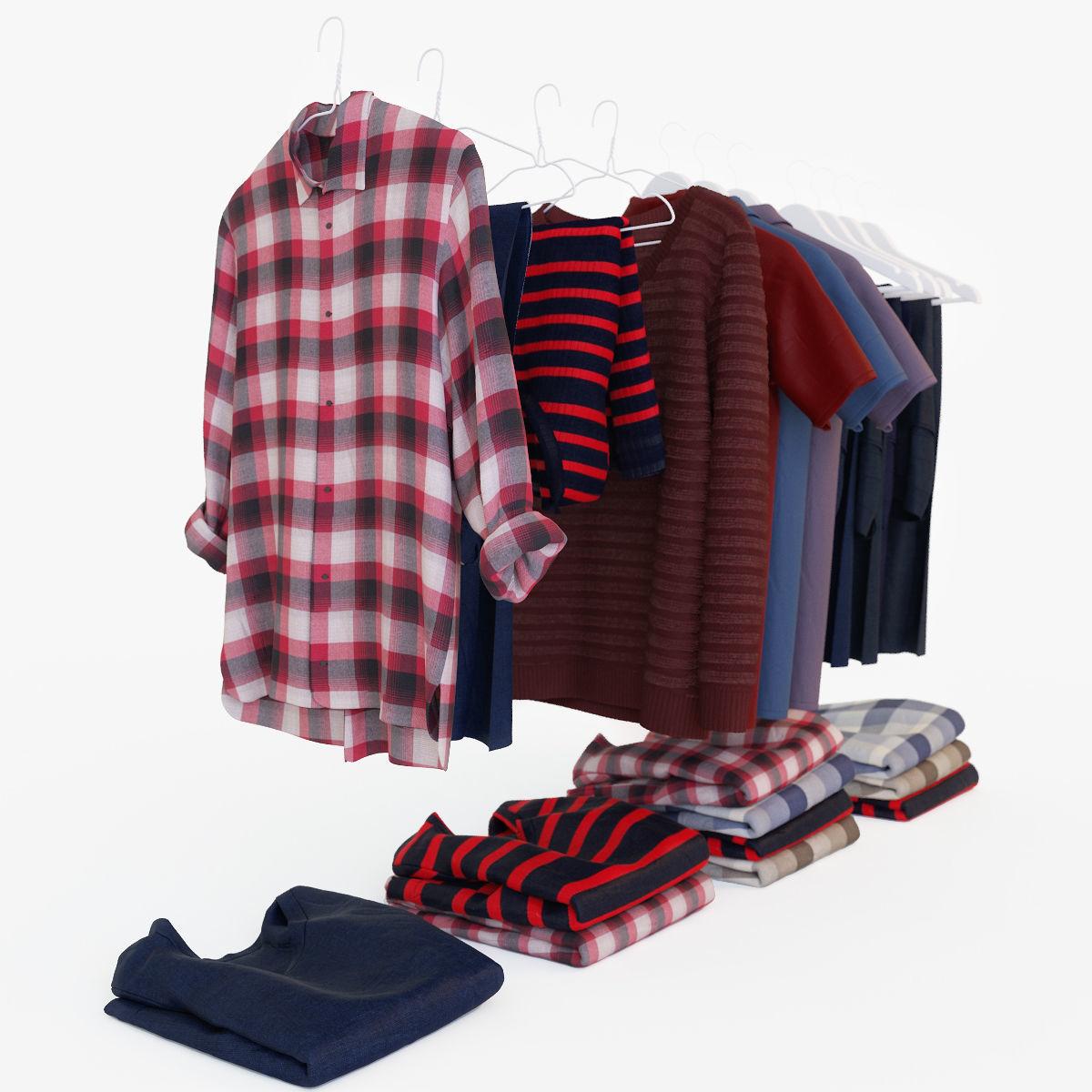 Male wardrobe 2