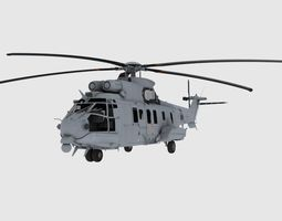 3D Helicopter 2