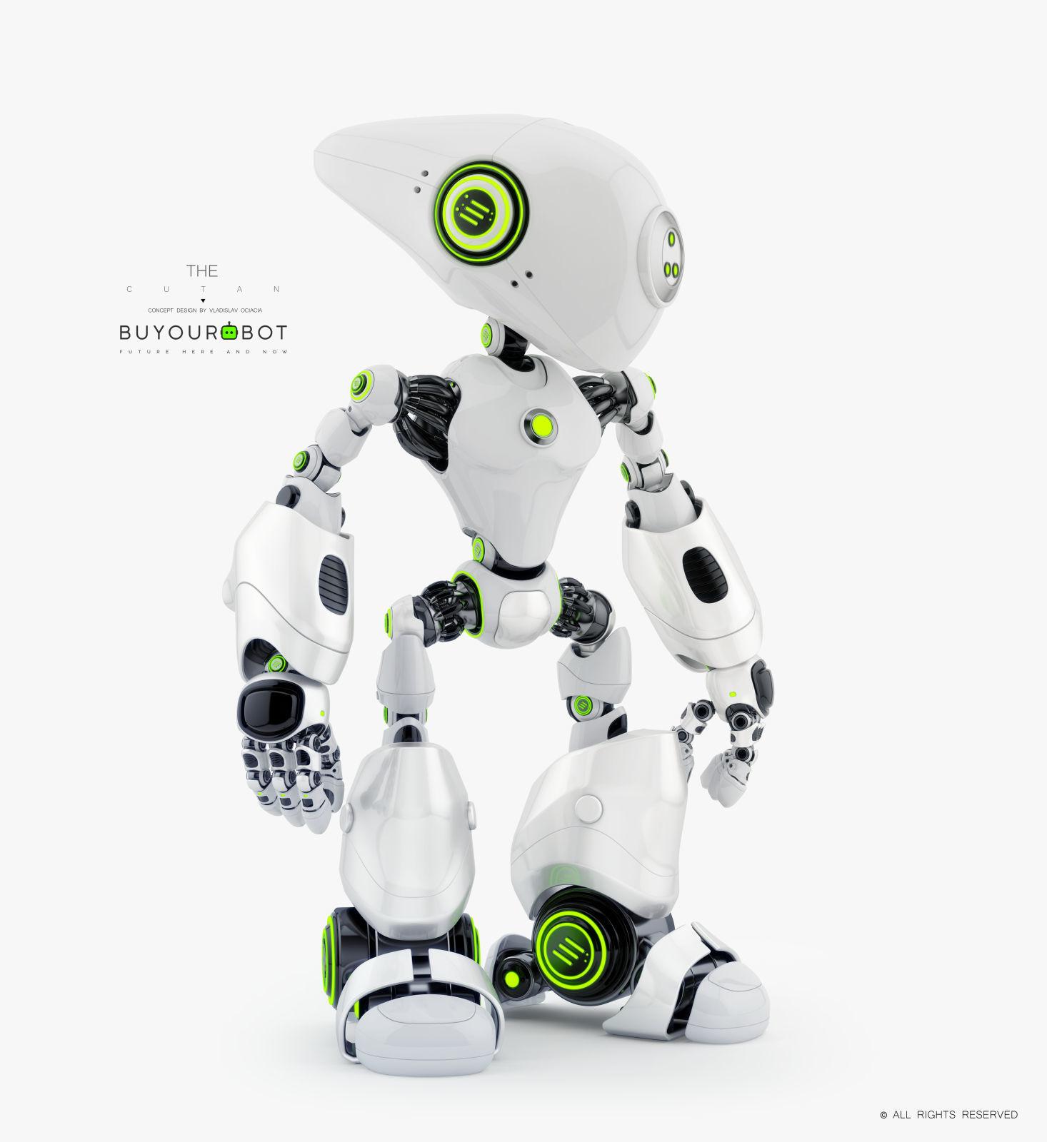 OCULUS Long Headed robot