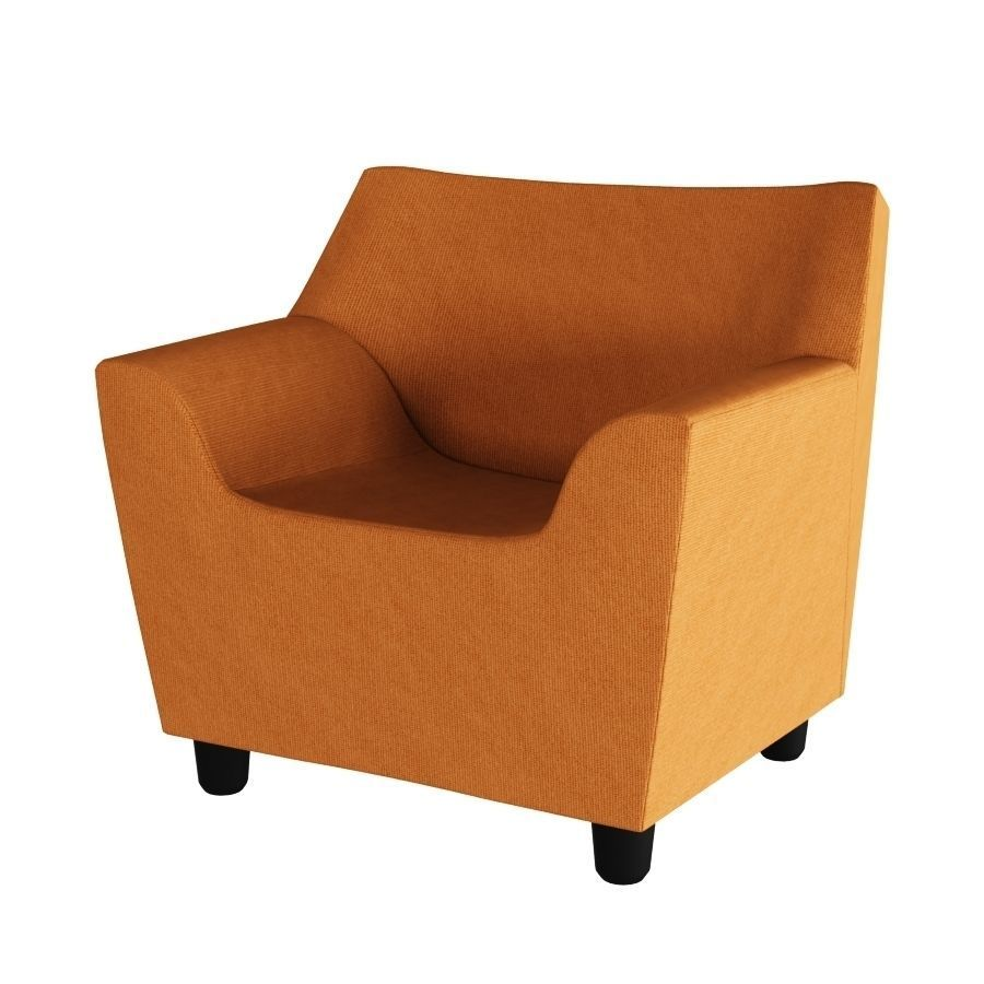 Herman Miller Swoop Lounge 3d Model Max Obj Fbx