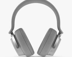 Surface Headphones 3D model