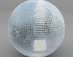 3D danceflorr Disco Ball