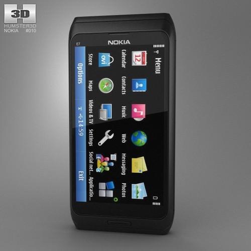 Nokia E7-003D model