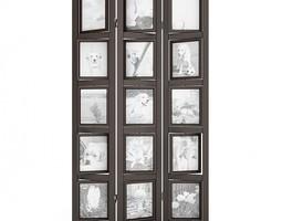 Picture Frame Room Divider 04 3D Model