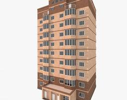 3D Residential House Building Part 1
