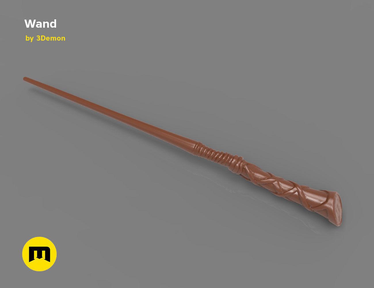 George Weasley Wand - Harry Potter