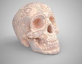 Skull Trinket 3D print model