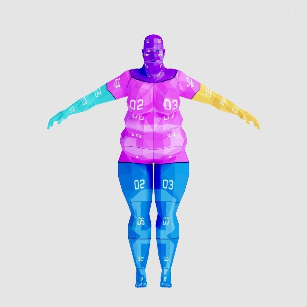 Woman Fat