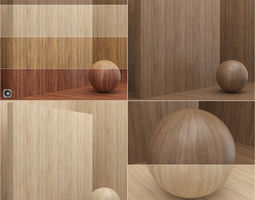 3D Material wood veneer seamless Texture tree