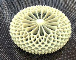 torus structure shape 3d print model