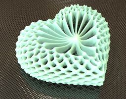 3D print model LOVE STRUCTURE SHAPE