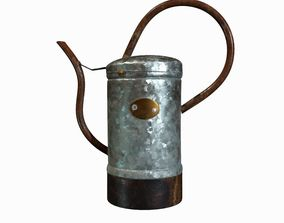 substancepainter 3D model VR / AR ready Watering can