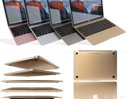 MacBook Pro laptop 3D