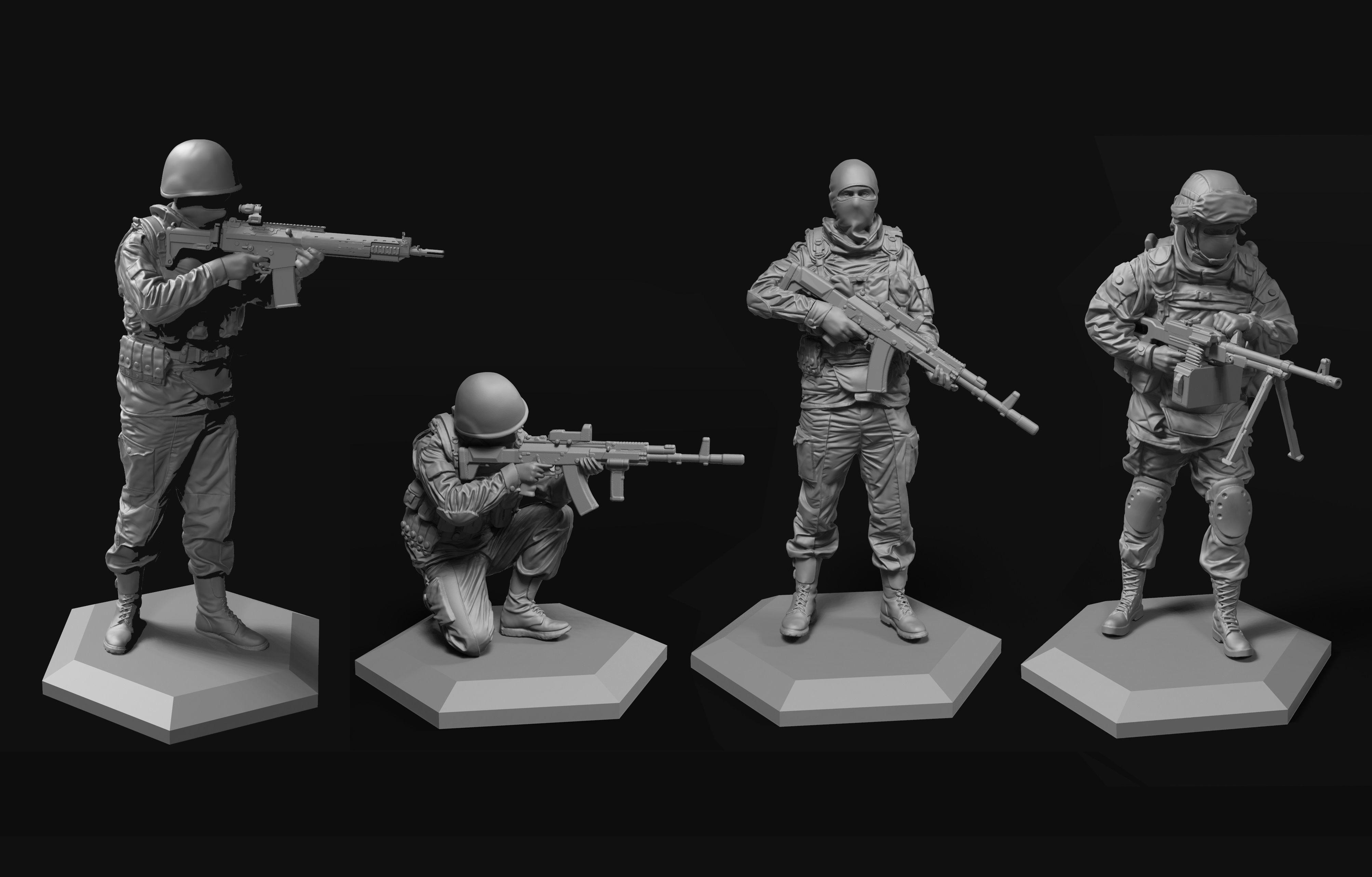 Army 52-120mm