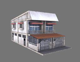 3D model Building 06