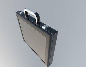 3D asset briefcase