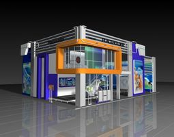 IT Expo 02 3D