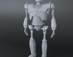 Iron Giant 3D Print Ready Model V3 3D print