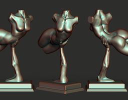 3D printable model Elevated