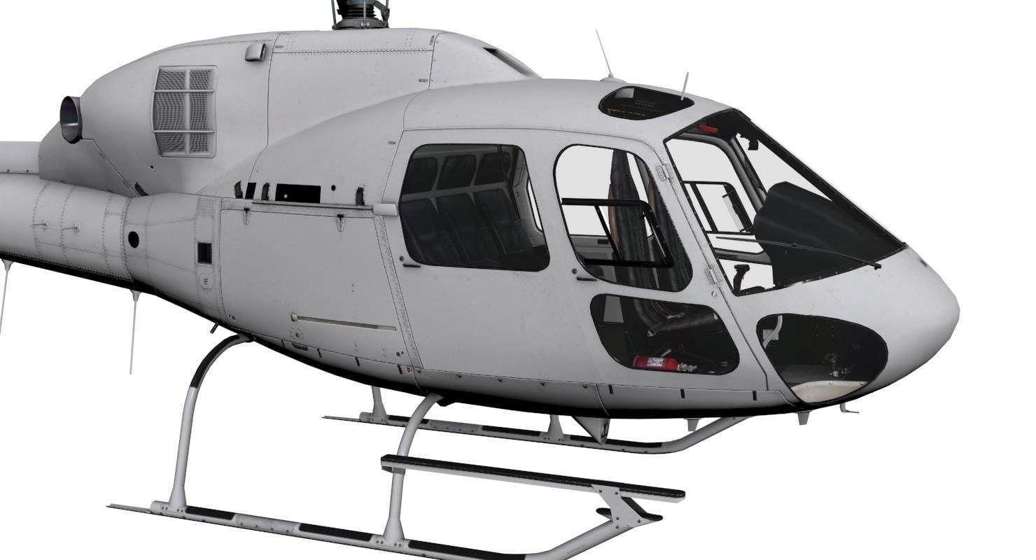 AS355 Ecureuil II