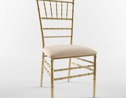 Chiavari / Tiffany 3D Model