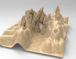 Lanscape 3D model architectoral