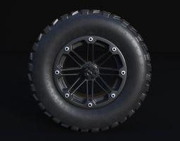 disk car wheel 3D model