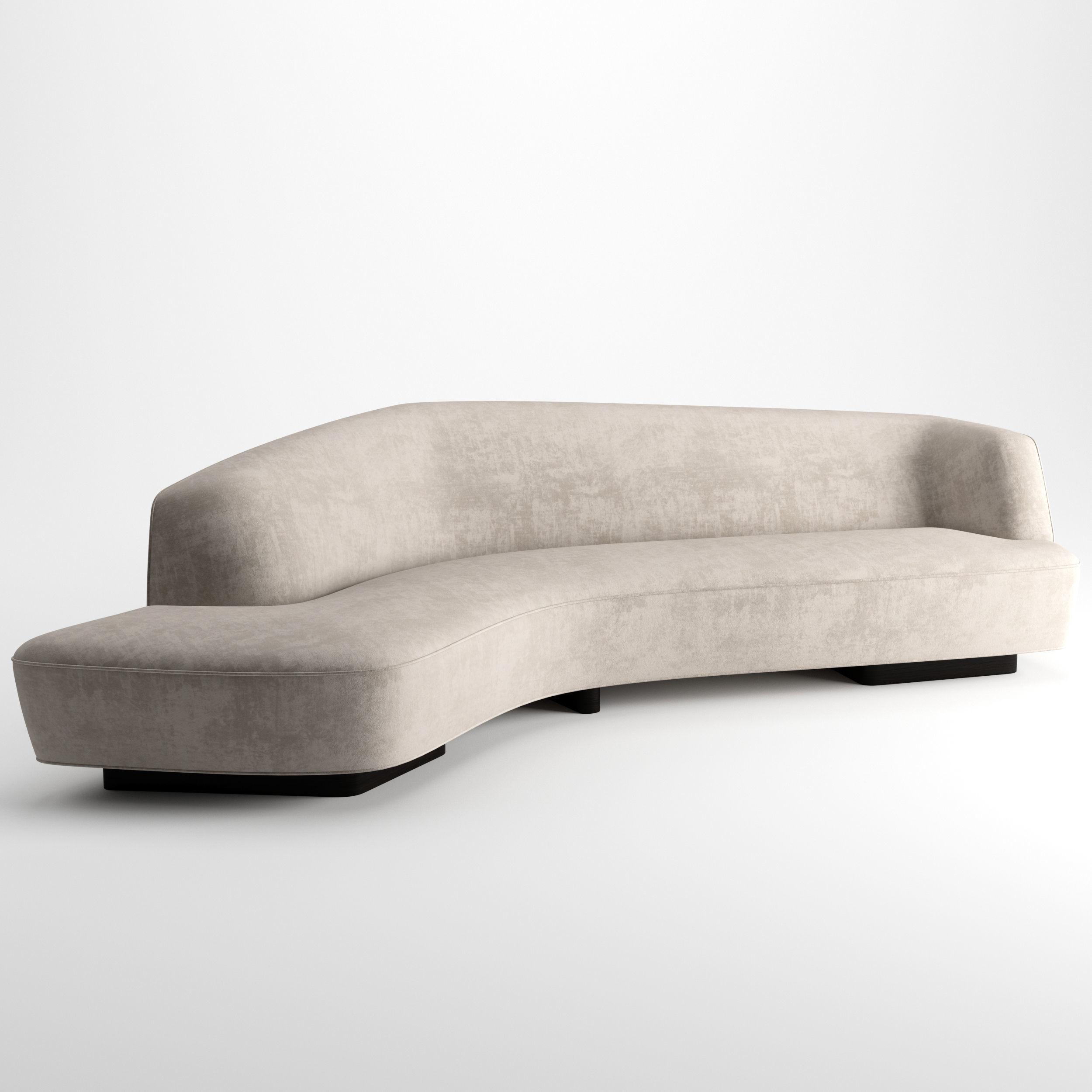 Korduda Sofa By Vladimir Kagan