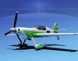 MX-2 Aerobatic Sport V04 3D model