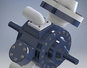 3D LPG Pump