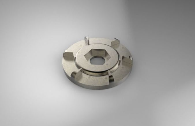 odin side winder gear m12 3d model stl 1