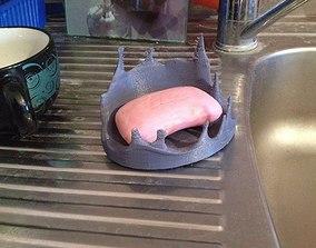 soap-dish 3D print model