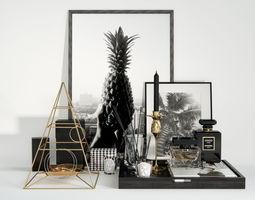 Decorative Set Vol2 3D model
