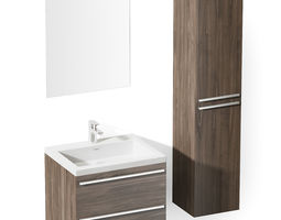 Bathroom Vanity Bolivia 3D