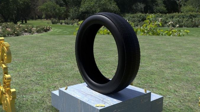 ortas tire pack 2 including 5 game ready tires 3d model obj mtl fbx stl 1