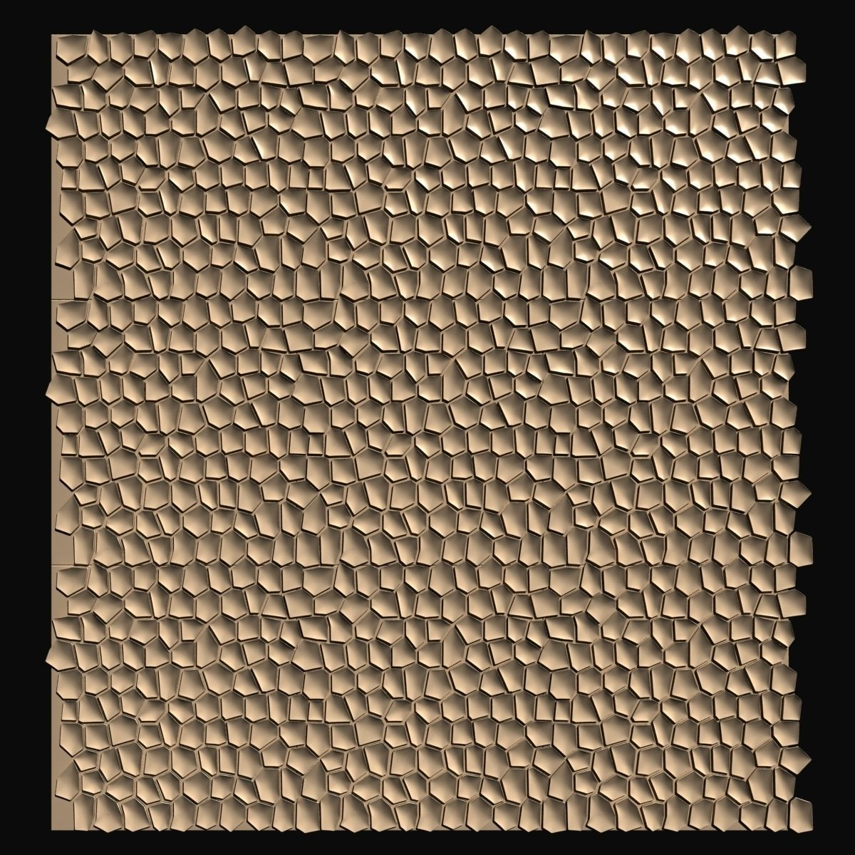 3d Surface Arido Wall Tiles Mosaic 3D Model .max .obj .3ds ... on Tile Models  id=37544