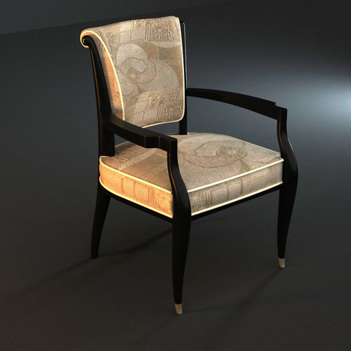 Colombo Stile Classic Chair3D model