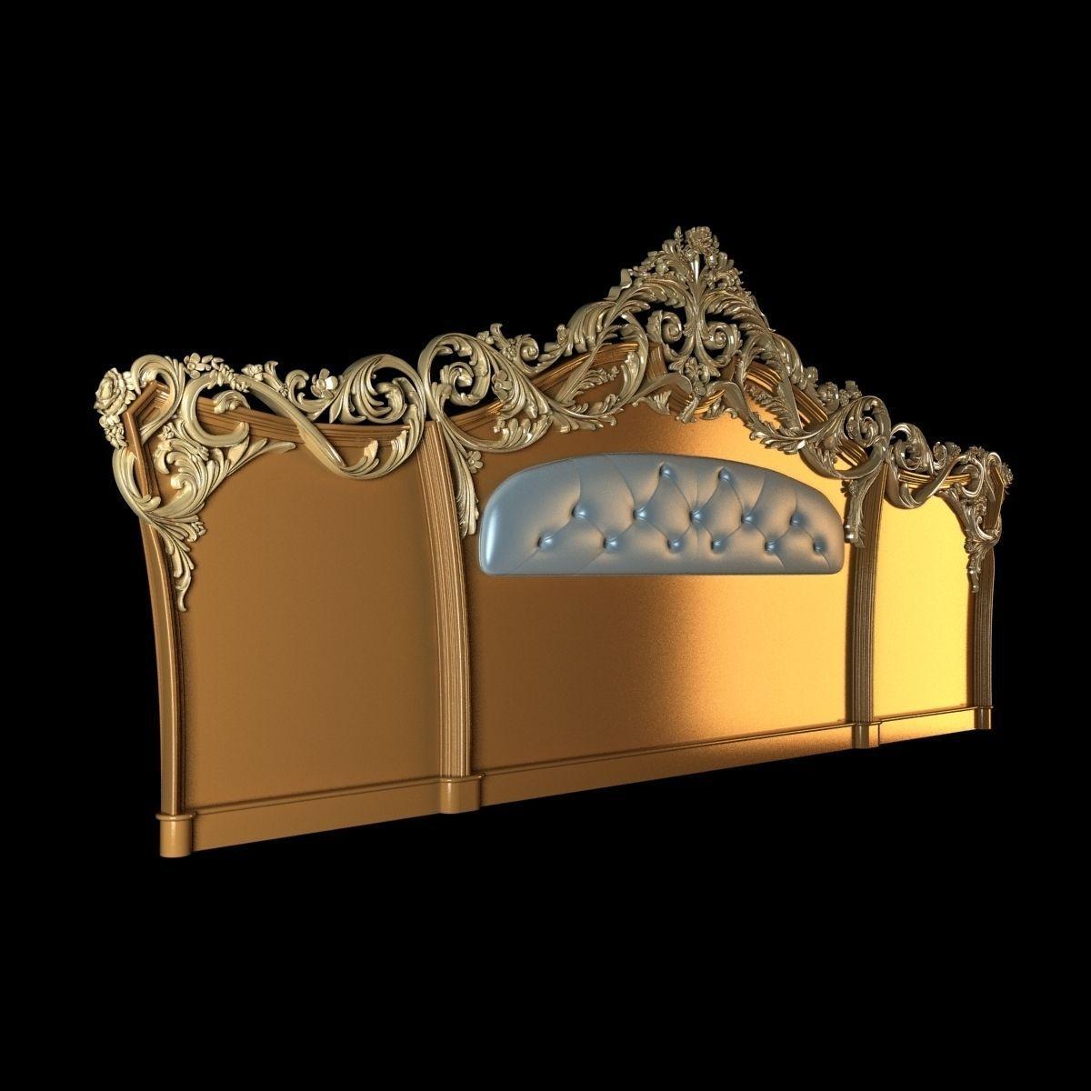 Bacci Stile Jadore Bed Head