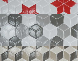 3D Tonalite ceramic tile