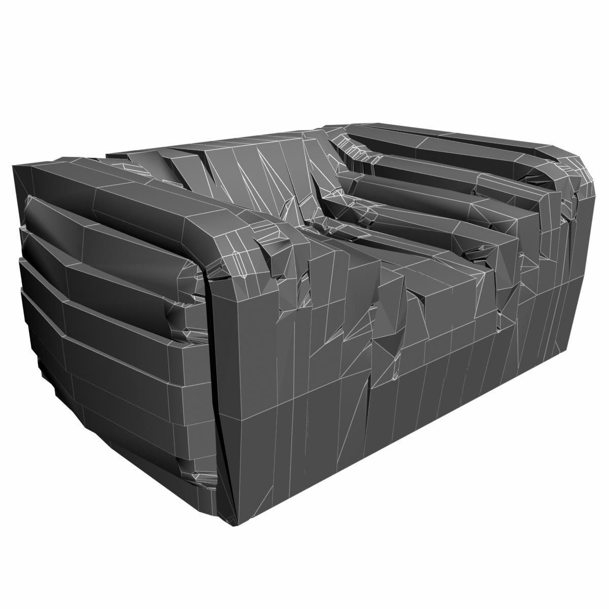 3D Versace Bubble Sofa | CGTrader