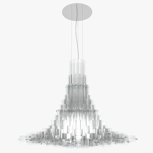 Industrial Ceiling Light 3ds Max: 3D Uma - Nemo Ceiling Light